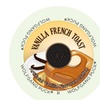 Wolfgang Puck K-Cup for Keurg Brewers Vanilla French Toast Coffee