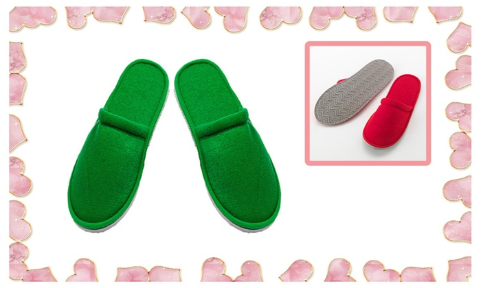 Comfortable Slippers Available 4 Different Colors