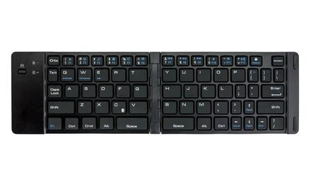 Handykey Foldable Wireless Bluetooth Keyboard