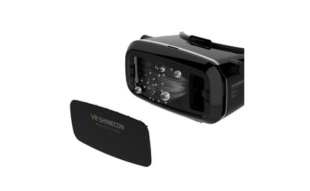 Shinecon VR Virtual Reality 3D Glasses with Bluetooth Controller 4e3da0f4-2a1e-4ea3-958d-e2becf72df34