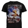 Led Zeppelin - America 77 T-Shirt