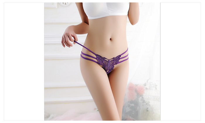 Sexy Butterfly Sexual Panties ...