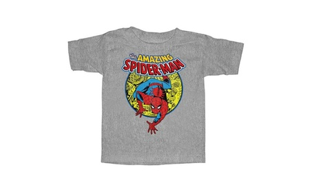 Marvel Toddler's Amazing Spider-Man Responsibility T-Shirt 2bbca918-ac18-41ce-9bbb-3b5298cd2336