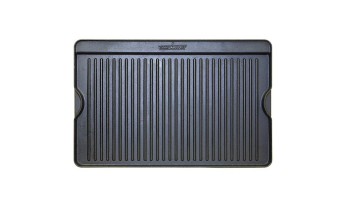 Cast Iron Reversible Griddle And Grill Combo