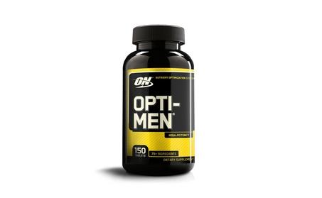 Optimum Nutrition Opti-Men with Vitamins C, D, E, B12, 150 Count bd5c16a1-c84b-4268-833d-891d8e9ecbfd