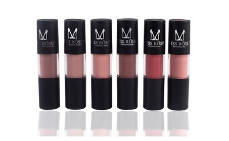 MISS ROSE Professional Make-up Gloss Waterproof Long Last 1-12 Colors 6c69c900-0077-4470-ab16-94988e396e7a