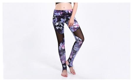 Cherry blossoms women's capri leggings Women's Workout Capri Pants 6f5725e1-a934-4c48-8ba6-9eadc6d5cec7