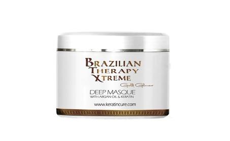 Keratin Cure Deep Hair Reparation Masque BTX Pina Colada 250gr/8 oz 891550a4-ca68-4219-bcc2-97998d48c662