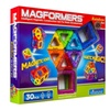 Magformers 63076 Rainbow Magnetic Construction Set, 30-Pieces