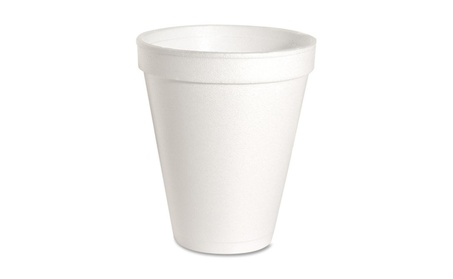 Genuine Joe GJO58552 Foam Cups- 12 oz- 1000-CT- White fc0a81a4-69a5-4ed6-97af-57babc19e027