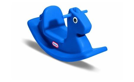 Little Tikes Rocking Horse Blue 0e0580dd-e058-4b63-92e8-cdc9f6a2cce4