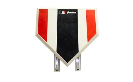 Acrylic Baseball Home Plate Horizontal Wall Mount Bracket 5d0d229b-09fb-41bb-a601-535d41a8f371