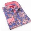 Elie Milano Italy Royal Pattern Men's Shirt Ebsh186M