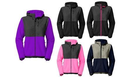 Womens Soft & Warm Fleece Hoodie Full Zip Up Jacket