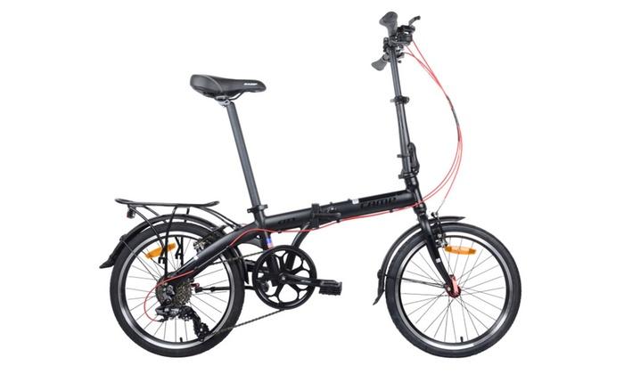CAMP 20 Alloy folding bike, Shimano 8 speed