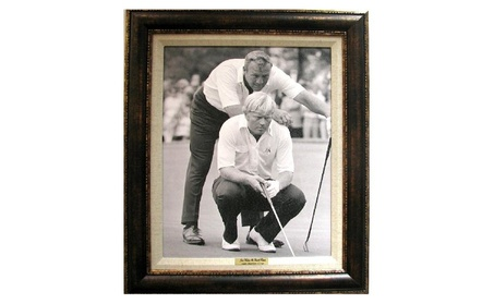Arnold Palmer & Jack Nicklaus @ The 1971 Ryder Cup 967548a1-ab55-45bd-a2f5-394549fb82b0