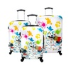 Chariot Paint 3pc Luggage Set