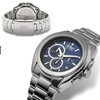 Balmer Gallardo Chronograph Mens Watch Silver/Navy