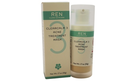 REN Clearcalm 3 Acne Treatment Mask Mask 2f0b2658-f93b-473c-bcdd-76d44a91c18b