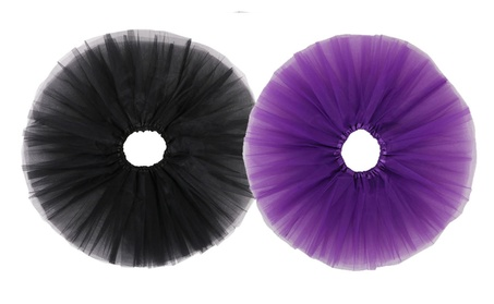 Baby Girl's Classic Layers Tulle Tutu Skirt ( 6 Months to 8 Years ) 3bb51c1e-8de5-4984-9f72-1e440562009e