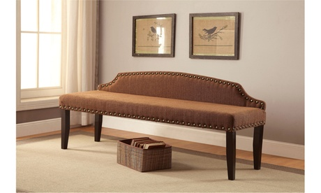 Brody Large Bench - Brown 637270bf-cfa1-497c-a79c-76d3dfeeafdd