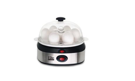 Elite Platinum Automatic Stainless Steel Easy Egg Cooker 32c304e4-c298-45e9-9d75-d15613605587