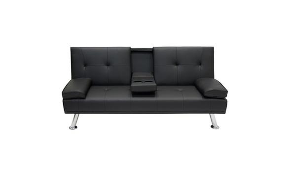 Modern Entertainment Futon Sofa Bed