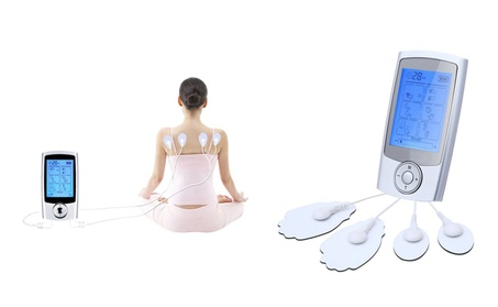 Electronic Pulse Therapy Massager Muscle Pain Relief Machine 7cbe22a4-59a5-4988-82a3-430219e5a41e