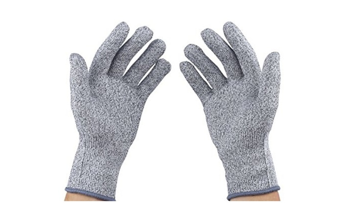 New Cut Resistant Gloves For Kitchen Cutting, Slicing, Gardening