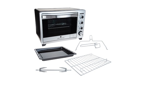 Cook's Essential Precision Oven With Accessories (Re-Manufactured) 19812a3c-a3a7-4328-90f4-0afaec2bfb7c