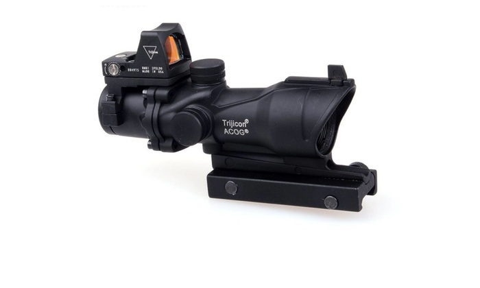 Trijcon ACOG 4 x 32 Riflescope RMR