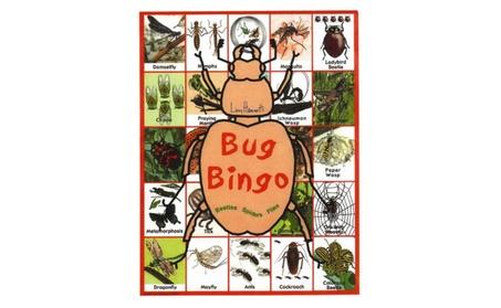 Lucy Hammet Bingo Games Bug Bingo Game LH2777 42c9519e-671a-432d-9635-201bfcfd9146