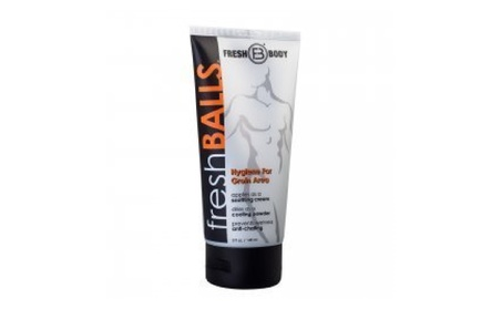 fresh body - fresh balls male hygiene lotion for groin area - 5 oz db981c4f-f35d-4f81-959a-d33b5e2946c6