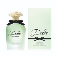 Groupon.com deals on Dolce & Gabbana Dolce Floral Drops Eau de Toilette for Women
