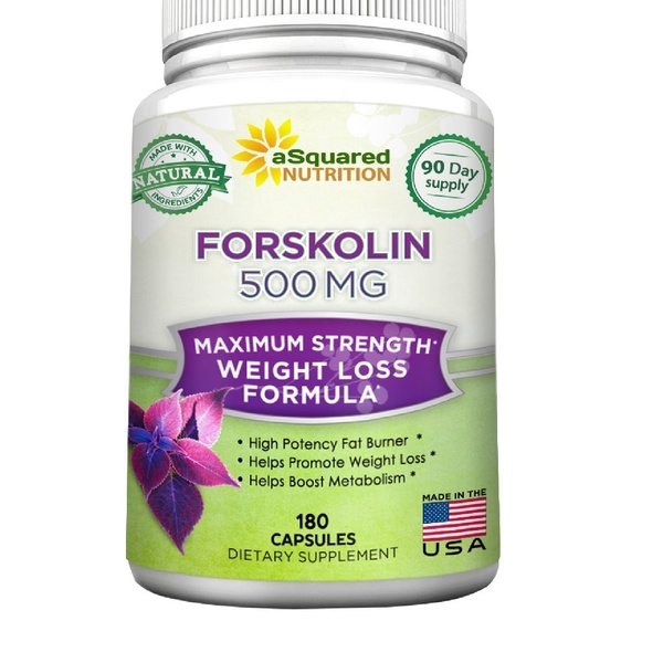 Up To 42 Off On Pure Forskolin 500mg Max Stre Groupon Goods