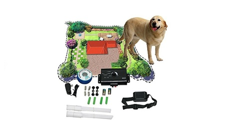 New Underground Electric Dog Pet Fencing Fence Shock Collar f5861404-639a-4c6b-8d1b-d77aea2abf4d