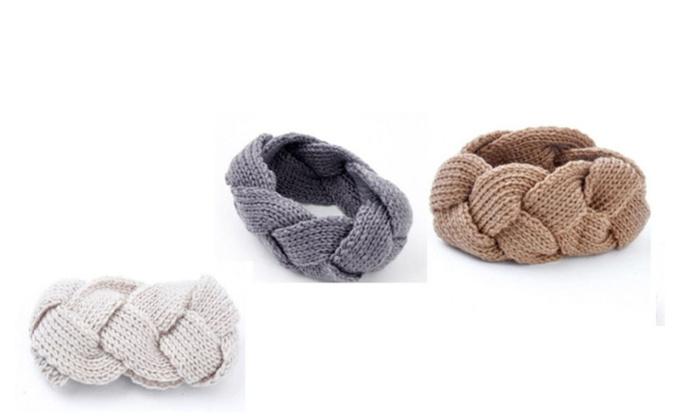 Stylish and Comfortable Ear Warmer Headband