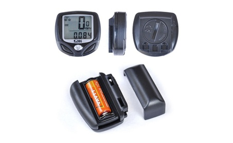 Wireless Bike Waterproof Speedometer Odometer Outdoor Bike Accessories c59e3fe6-df2a-4bea-a06a-07c4e7bdff74