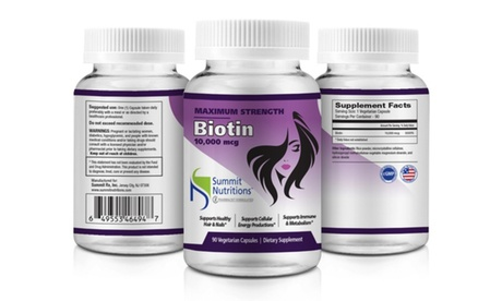 Maximum Strength Biotin 10000 mcg -90 ct (2 Pack) cdb71a42-1e8a-43bc-a27b-0b3ebb638d6c