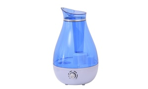 Costway 2.5L Ultrasonic Humidifier Cool Air Diffuser Purifier Home