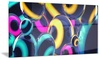 Spherical Insight Metal Wall Art 28x12