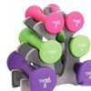New Dumbbells Set Specially For Ladies Hand Weights For Workout Women