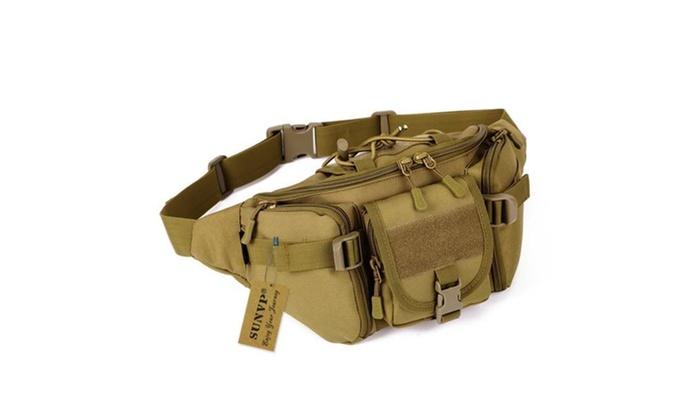 Tactical Waist Pack Bag