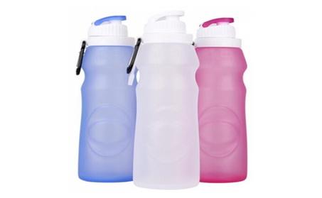 Folding And Portable Silica Gel Bottle (Random Color) 5197c6f8-eb45-445b-b3a2-160fc218d4d3