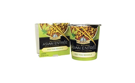 Dr. Mcdougall's Asian Entree, Pad Thai Noodle, 2 Ounce (Pack of 6) c5119b25-346f-4a8c-b8df-b6036545117c