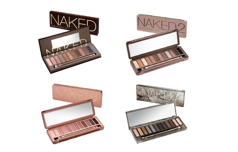 Eyeshadow Palette Naked Naked2 Naked3 Naked Smokey
