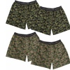 Hanes Camo Collection Comfort Flex Waistband Boxers (4-Pack)