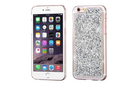 Luxury Diamond Bling Glitter Back Hard Cover Case For iPhone 6 Plus...