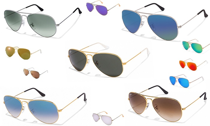 fbf586fce6 Up To 52% Off on Ray-Ban Aviator Sunglasses fo...