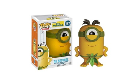 POP Minions Au Naturel Vinyl Action Figure Toy d7c6611c-5c64-4825-a2f3-0f2820db8d4b